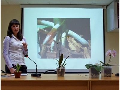 """Курс лекций """"Удивительный мир орхидей"""""""